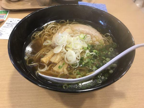 「ラーメン」@らぁ麺MORIZUMIの写真