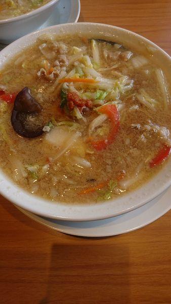 「桶タンメン」@野菜拉麺 桶狭間タンメン 共和店の写真