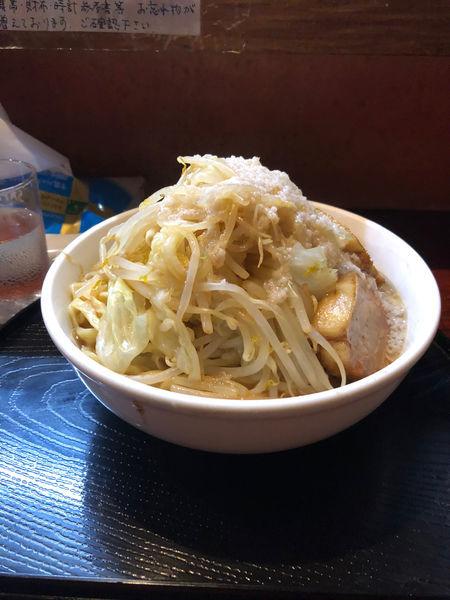 「自然洞スペシャル味噌」@自然洞 麺舗の写真