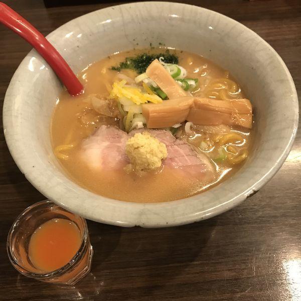「味噌らーめん(¥750)」@味噌専門麺屋大河の写真
