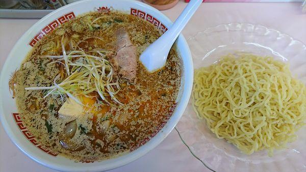 「坦々つけ麺 950円」@ラーメンきじまの写真