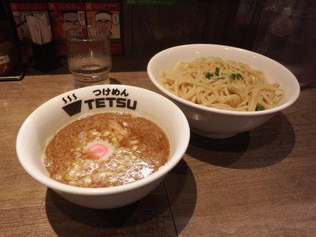 「つけめん」@つけめんTETSU あざみ野店の写真