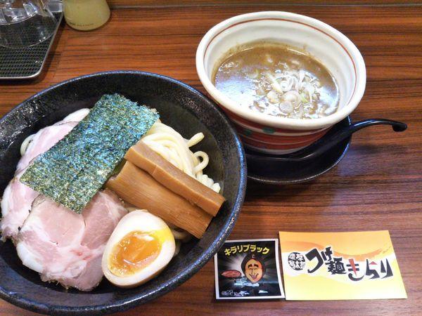 「魚介豚骨つけ麺(¥850)」@つけ麺 きらりの写真