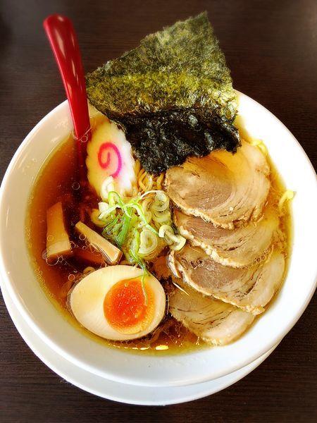 「チャーシュー麺」@麺屋 銀次の写真