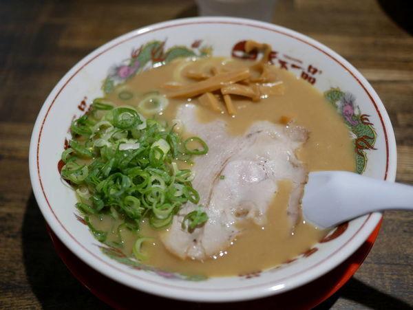 「こってり 麺硬め」@天下一品 新京極三条店の写真