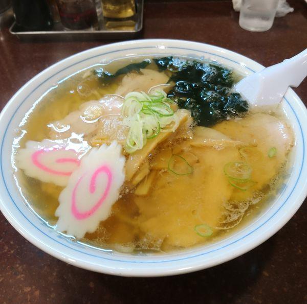 「チャーシュー麺 大盛」@手打ちラーメン 恒の写真