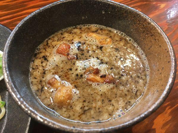 「つけ麺」@龍の家 新宿小滝橋通り店の写真