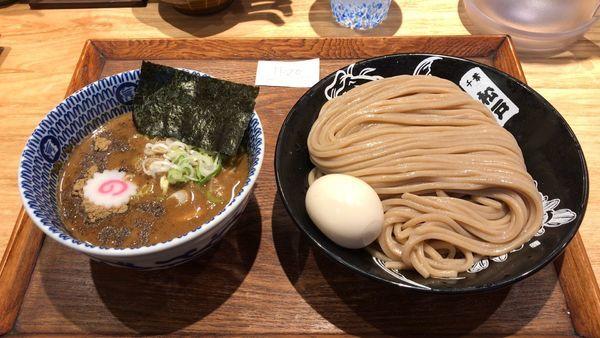 「味玉つけ麺並250g・¥1,050」@中華蕎麦 とみ田の写真