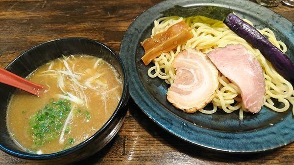 「つけ麺(780円)」@らーめん詩の写真
