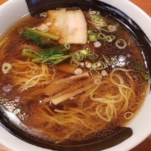 「ラーメン ¥600+税」@中国料理 賓館の写真