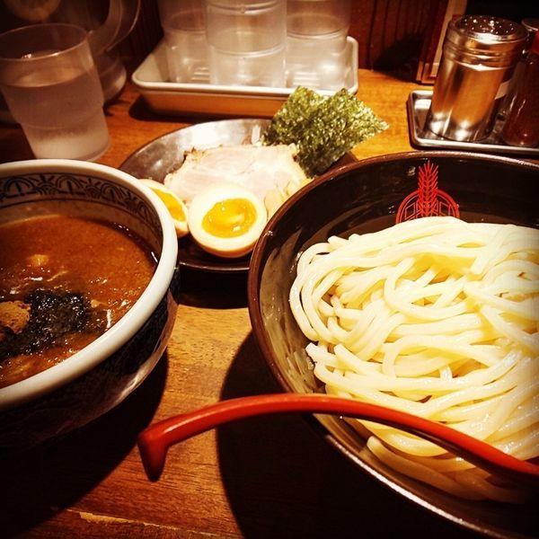 「三田盛ランチ(並盛)」@つけ麺専門店 三田製麺所 ヨドバシAkiba店の写真