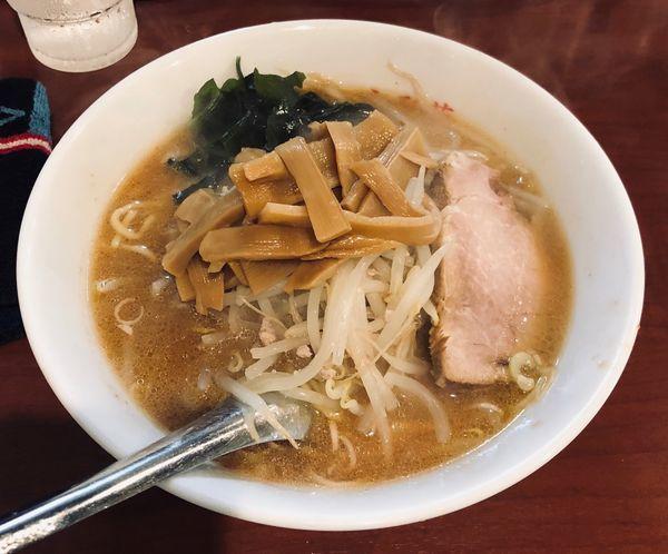 「味噌(固め¥800)」@えぞ菊 御徒町店の写真