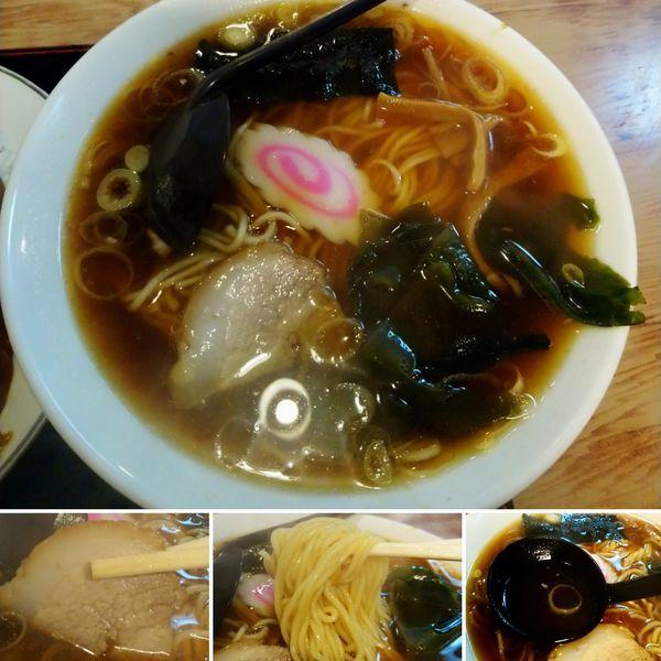 「ラーメン 500円」@さかえやの写真