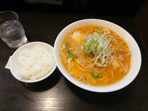 「味噌ラーメン」@けやき すすきの本店の写真