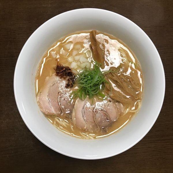 「煮干し味噌」@柳麺 多むらの写真