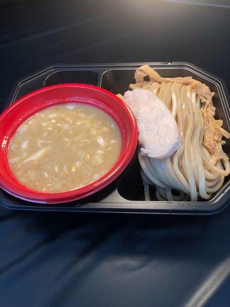 「W龍介つけそば」@大つけ麺博  10周年特別企画 ラーメン日本一決定戦!!の写真