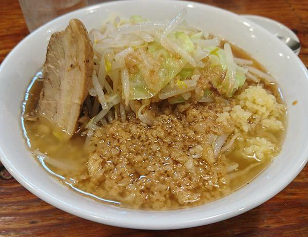 「豚煮干し(10月限定)900円」@つけめんTETSU さいたま特別版の写真