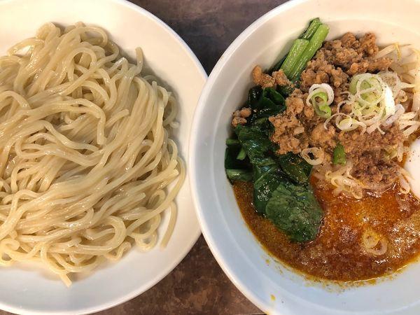 「担々つけ麺」@風神 品川店の写真