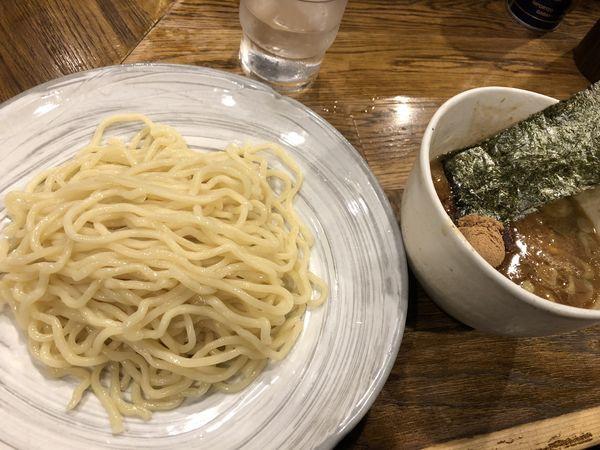 「つけ麺(並) 800円」@風雲児の写真