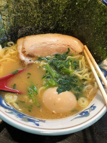 「得もりラーメン」@麺屋 めんりゅうの写真