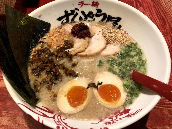 「全部のせらーめん」@ラー麺 ずんどう屋 梅田店の写真
