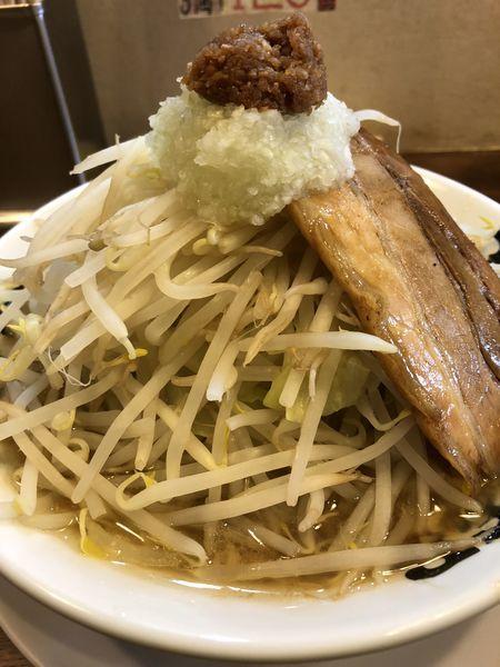 「ふじそば、麺少なめ」@らーめんブッチャー 函南店の写真