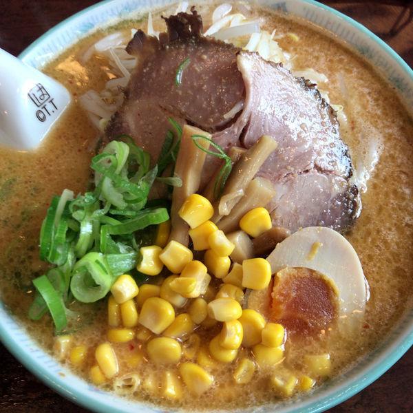 「味噌ラーメン 788円」@青竹手打ちラーメン 桐生宿の写真