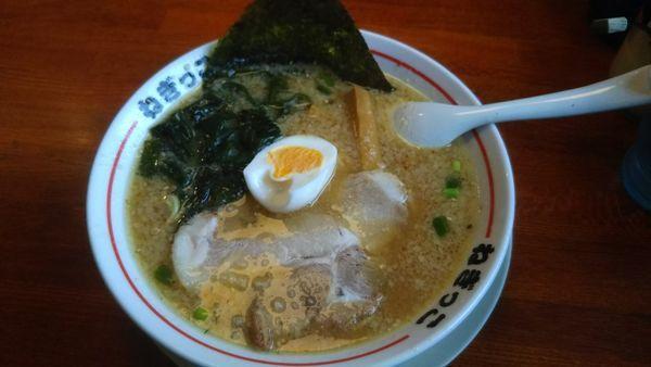 「味噌ラーメン 600円」@ラーメンねぎっこ 北福島店の写真
