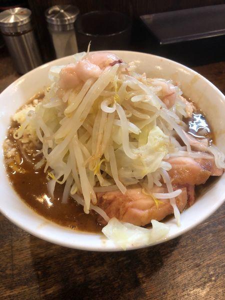 「限定味噌小ラーメン麺100グラム」@麺屋 鳳の写真