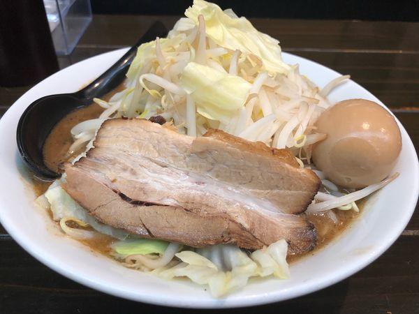 「味噌ちょもらん麺」@ちょもらん麺の写真
