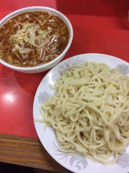 「野菜つけメン 900円」@つけめん 丸長 桜台店の写真