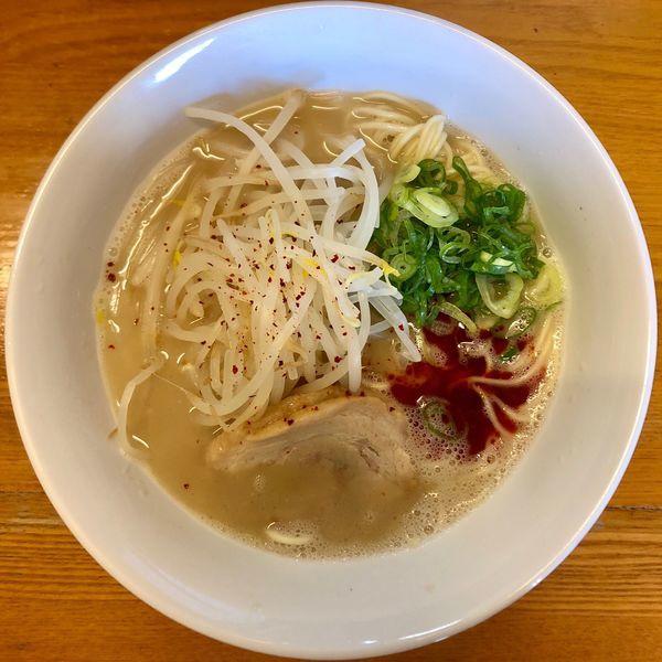 「らー麺 赤から (680円)」@麺屋 一の写真