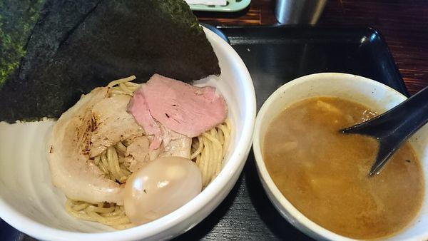 「特製インディーつけ麺(1100円)」@ラーメン Indieの写真