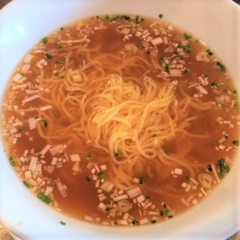 「光麺 ¥550(税抜き)」@中国料理 桃林の写真