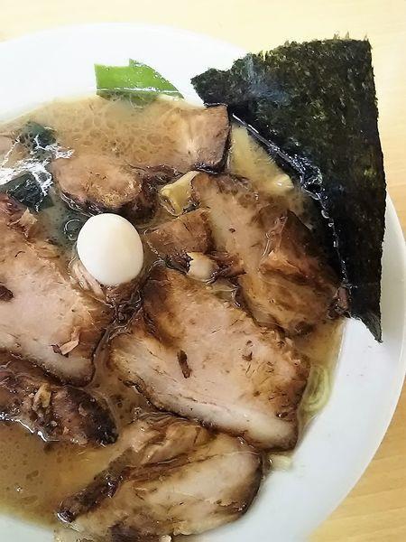 「チャーシューメン(塩)¥900」@らぁめん廣の写真