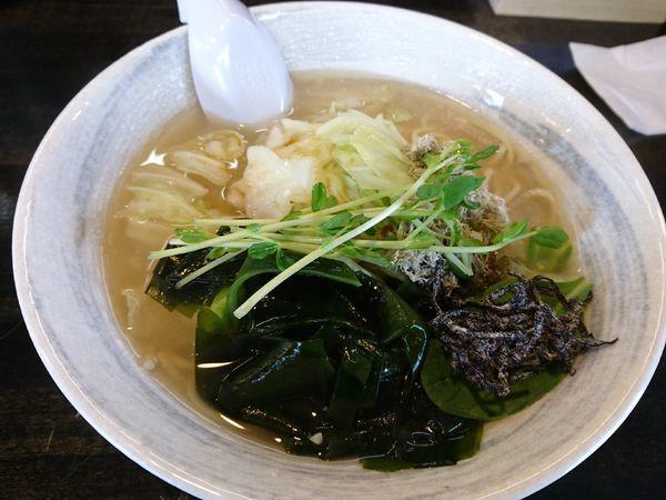 「昆布ラーメン」@麺屋KENJUの写真