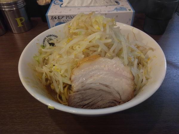 「汁なし カレー」@RAMEN NOROSHI 東大宮の写真