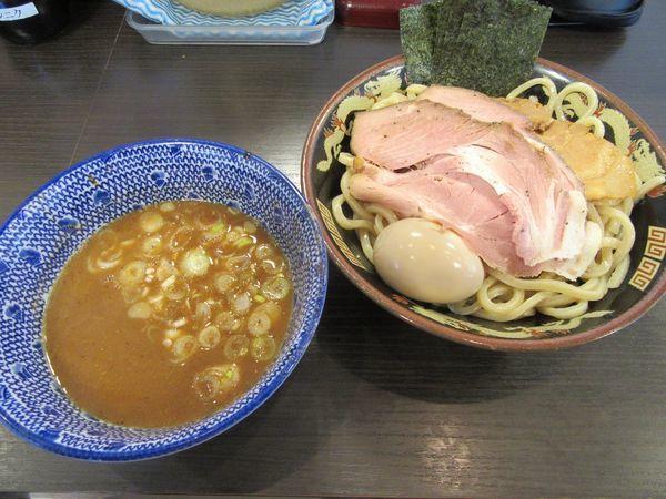 「特製濃厚魚介つけ麺(1070円)」@麺屋祥元の写真