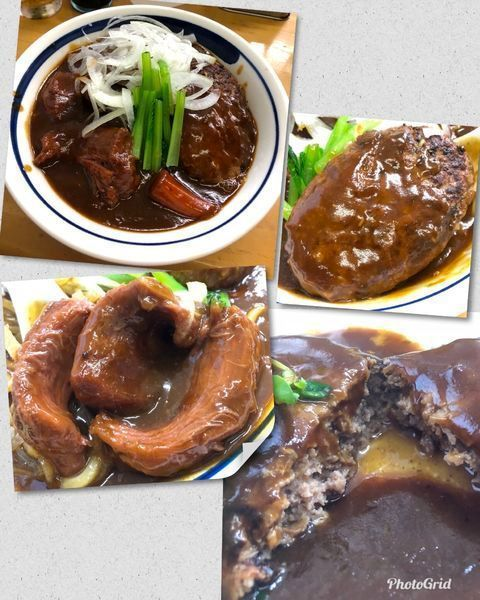 「限定神無月 ぶっかけ牛タン先シチューB¥2000+α」@MENYA 食い味の道有楽の写真