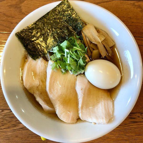 「味玉そば (900円)」@春光亭の写真