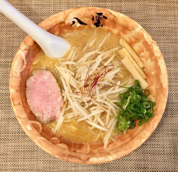 「味噌ラーメン」@麺匠 八雲 本店の写真