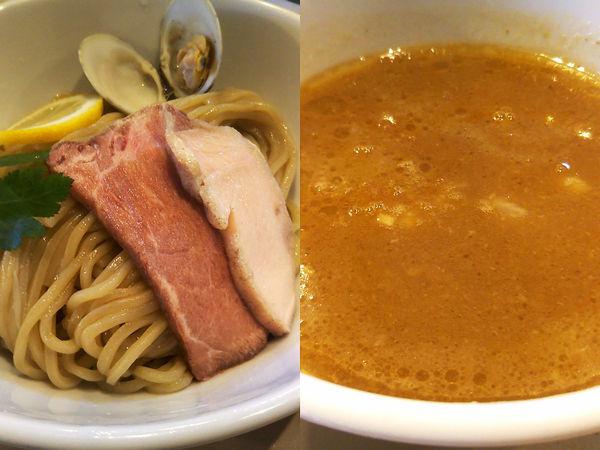 「イズムのつけ麺¥900(醤油)」@麺堂イズムの写真