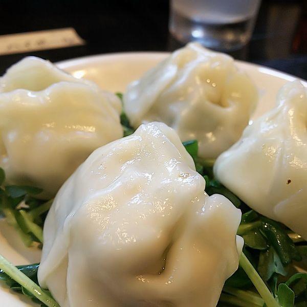 「水餃子」@麺や 笑 ~Sho~の写真