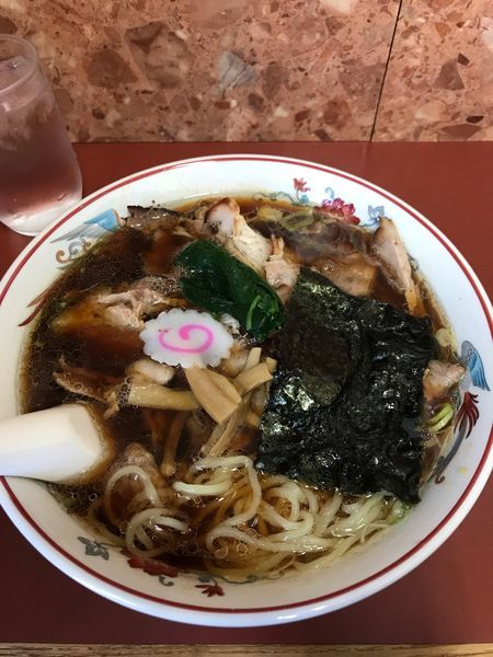 「青島チャーシュー 大盛り」@青島食堂 東堀店の写真
