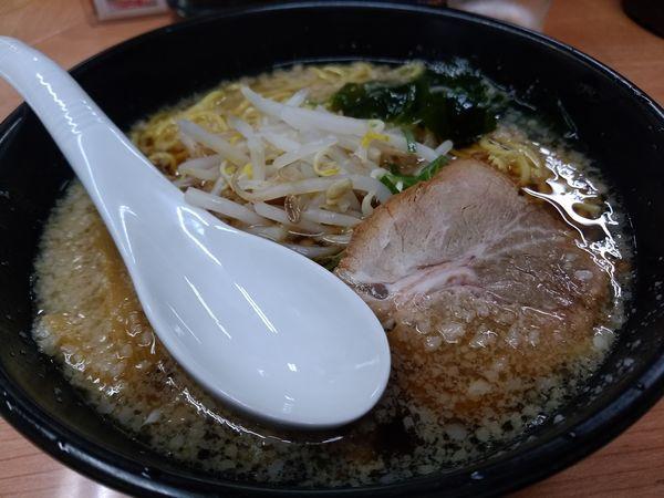 「醤油ラーメン450円」@ラーメン大和の写真