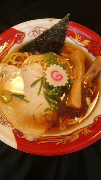 「大魔王ストレート」@大つけ麺博  10周年特別企画 ラーメン日本一決定戦!!の写真