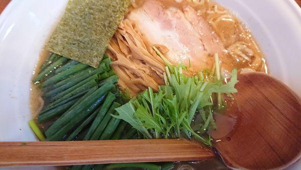 「塩ねぎら~めん [800円]」@麺や 八雲の写真