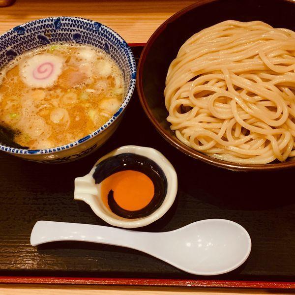 「海老つけ麺」@舎鈴 インターシティAIR店の写真