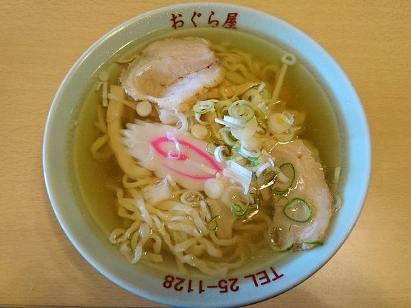 「ラーメン」@おぐら屋の写真