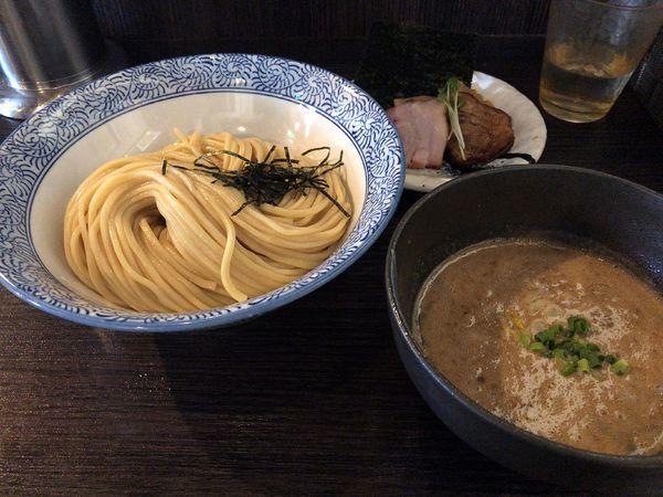 「柚子つけ麺 中盛(850円)」@麺処 ほん田 nijiの写真